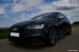 Audi s3 wynajem