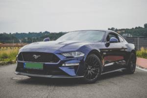 Ford Mustang wynajem bez kaucji