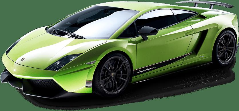 Lamborghini Gallardo Superleggera Wypożyczalnia