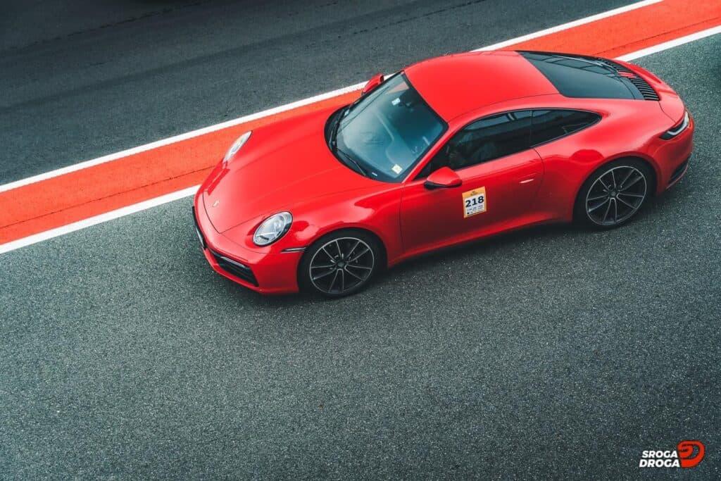 Porsche 911 wypożyczalnia
