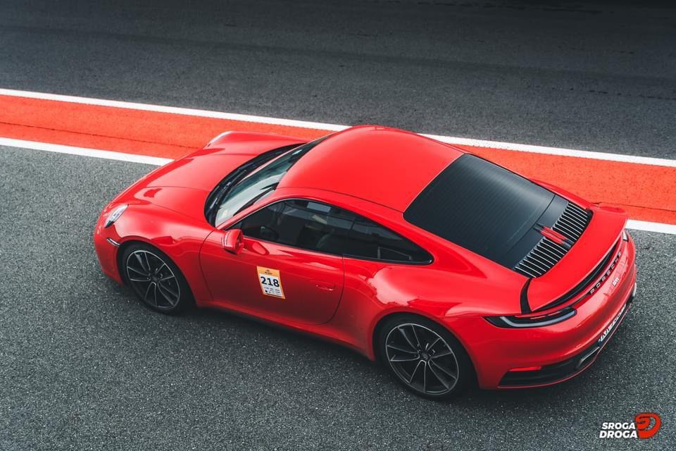 Porsche 911 carrera wynajem