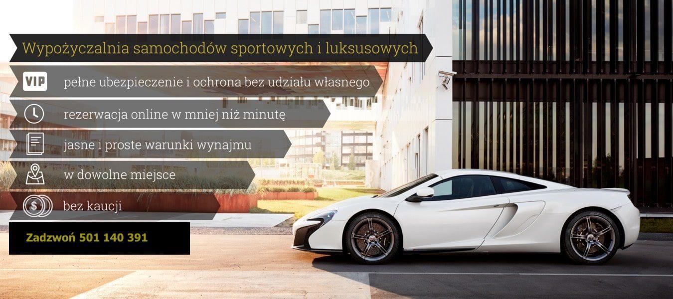 Wypożyczalnia samochodów Katowice - Wypożyczalnia samochodów sportowych SexyCars